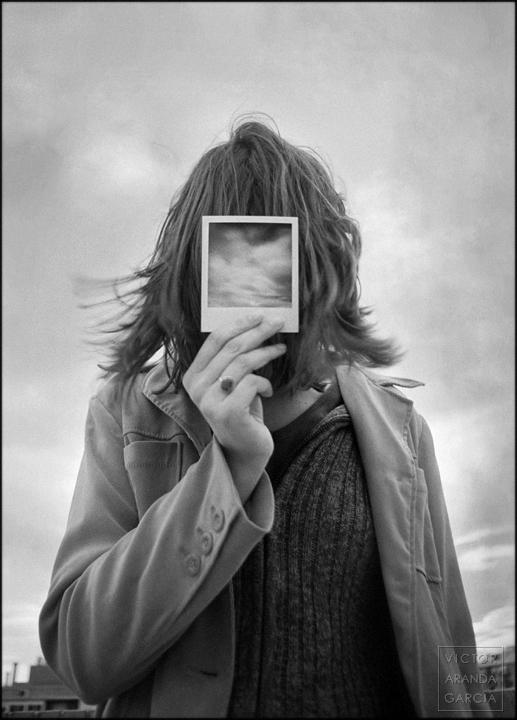 retrato,polaroid,foto,nubes,valencia